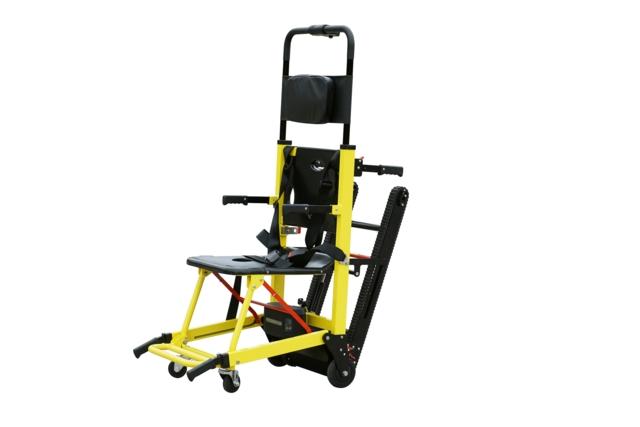 ATTACK Step med stol for frakt av personer