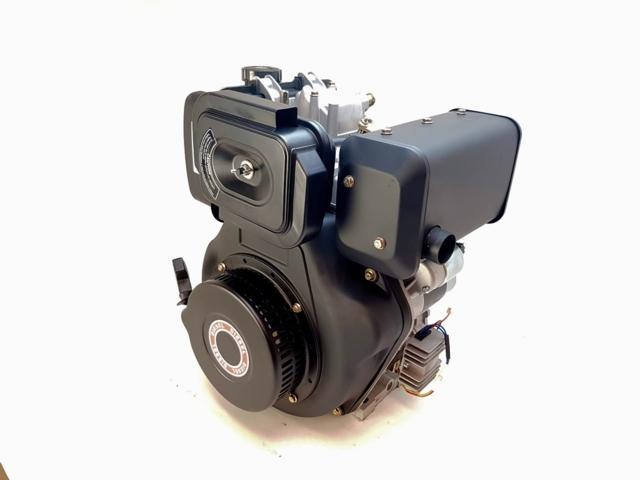 Dieselmotor 186FE 10 HK med el-start