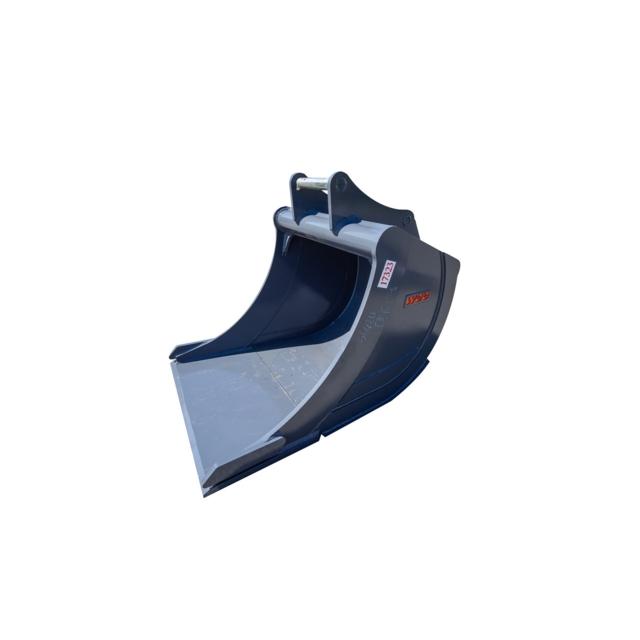 Hardox Graveskuff EX300 - S70 feste uten tenner