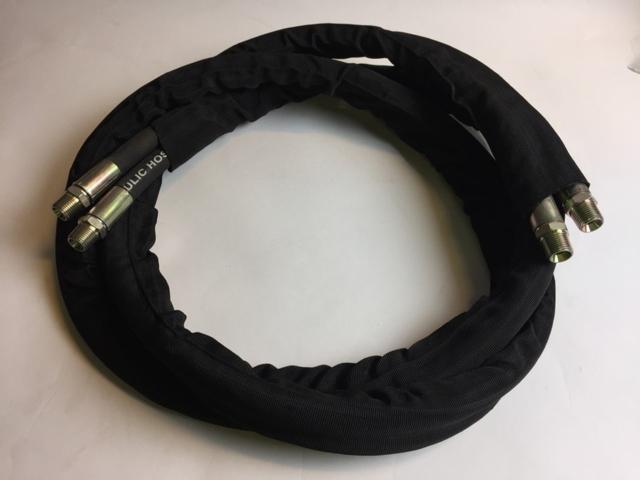 Hydraulisk slange Sett 2 stk. til BX 62-92 R Z5230234