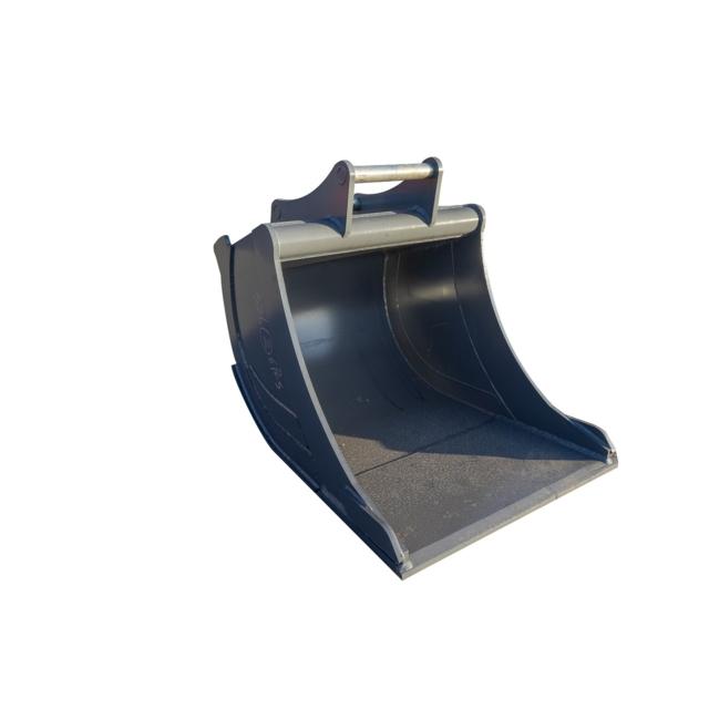 Hardox Graveskuff EX200 - S70 feste uten tenner 20tonn
