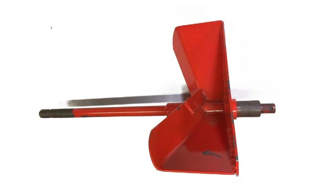 Utkaster vifte for fres til SB160/200/240 - Ø 59cm