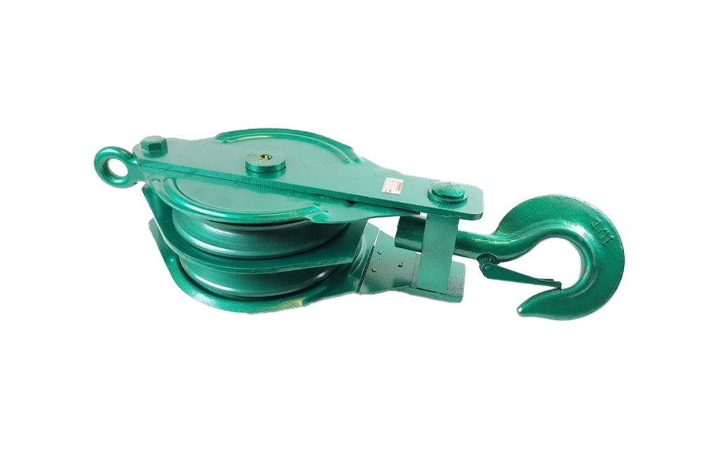 Kasteblokk Dobbel DY350-2 10T