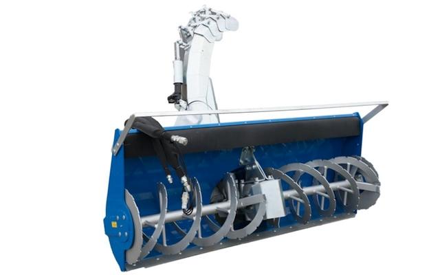 Snøfres hydraulisk CANGINI 180cm