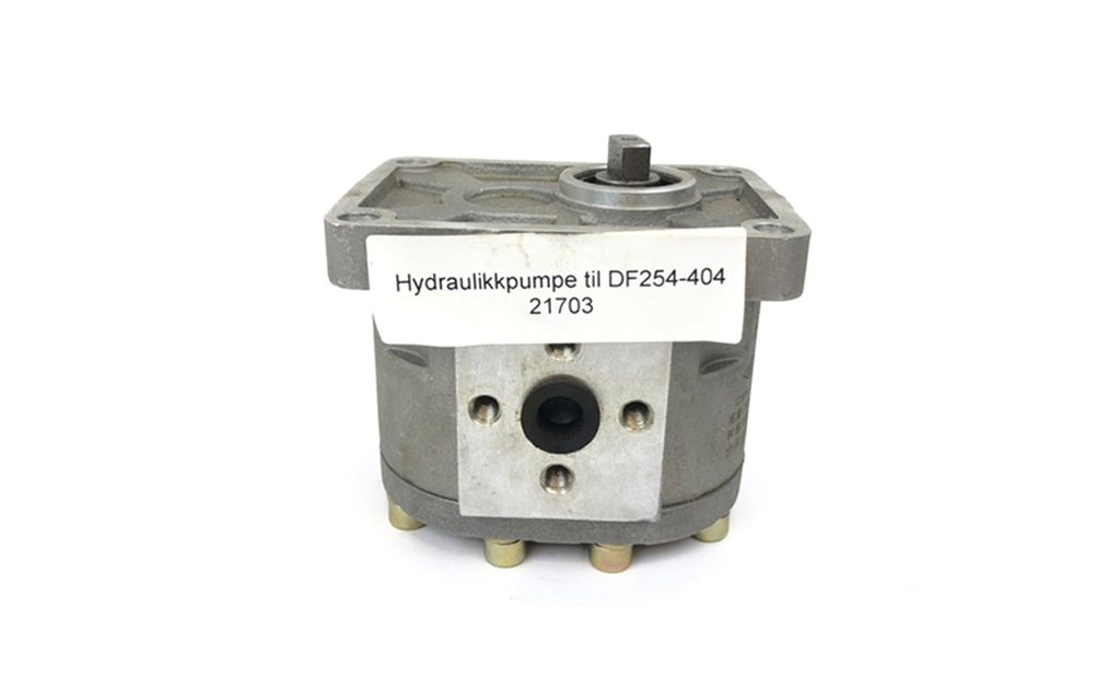 Hydraulikkpumpe til DF254-404