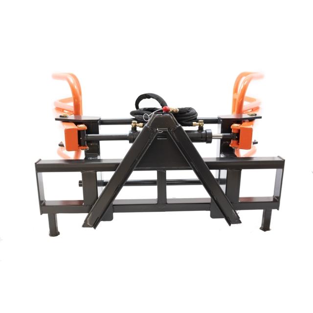 Ballklype BG130 med A-ramme kobling