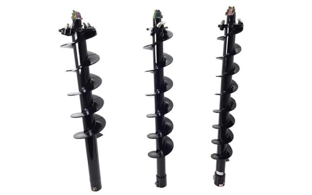 Drill 250mm til vedkløyver YDH40 og YDH80