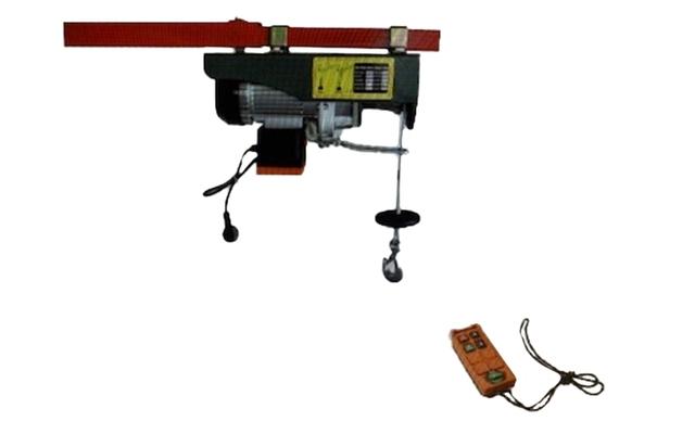 Elektrisk vinsj 400 kg RADIO STYRING