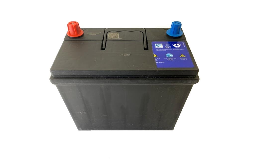 Batteri 12 Volt, vedmaskin