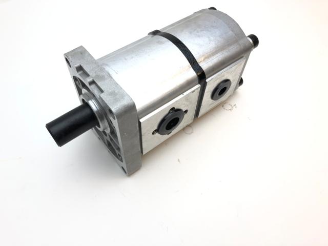 Hydraulikkpumpe til PTO-vedmaskin