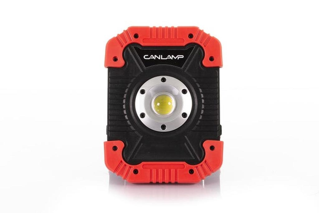 Arbeidslampe med batteri - 20 Watt LED