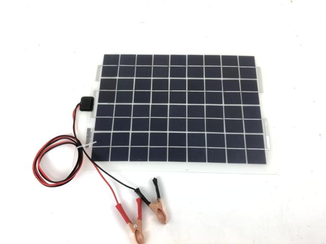 Solcellepanel 10 watt