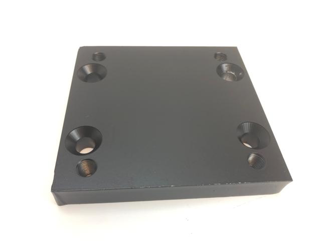 Adapter plate for rotator GR19B1 55 FF