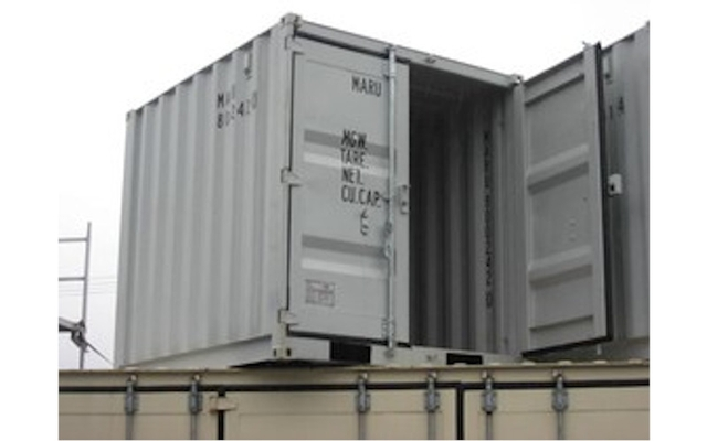 8 fot Container