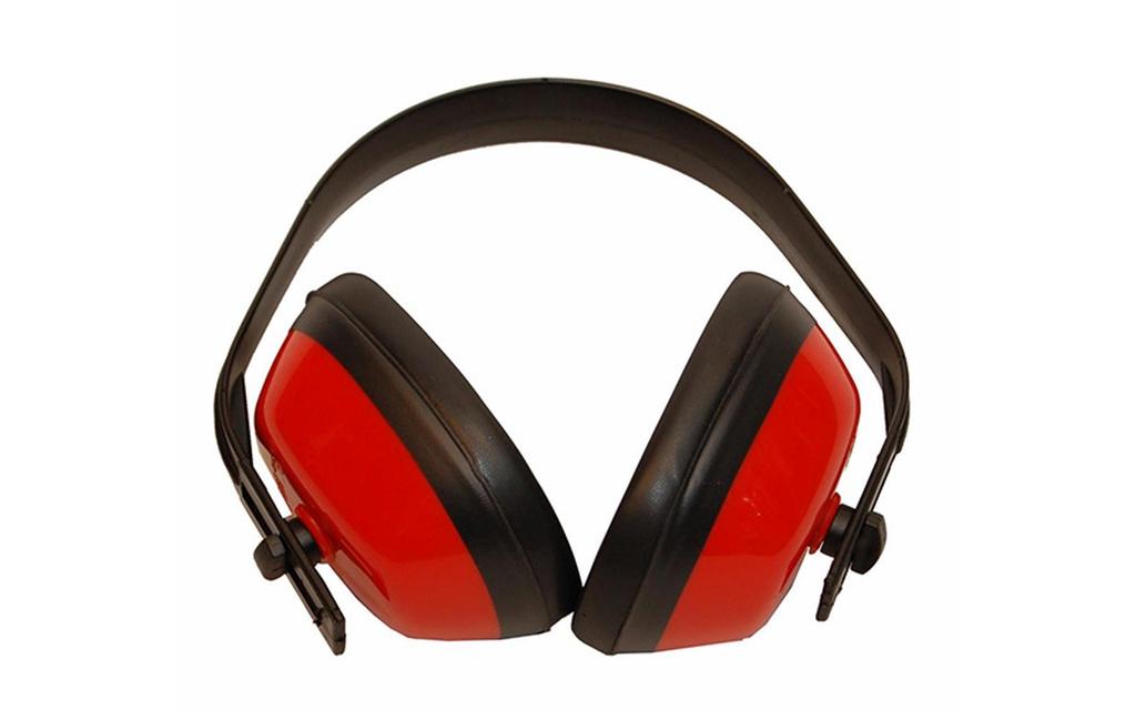 Hørselvern med plastbøyle