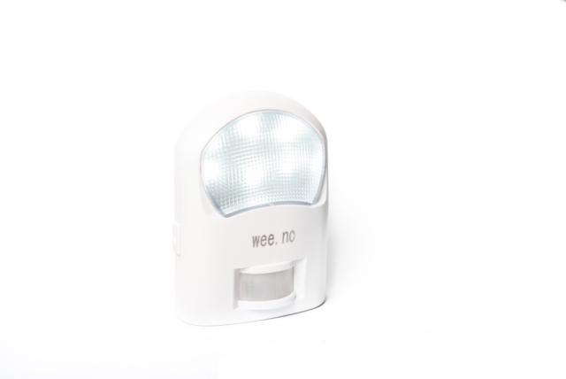 Lys sensor LED med batteri SESF01