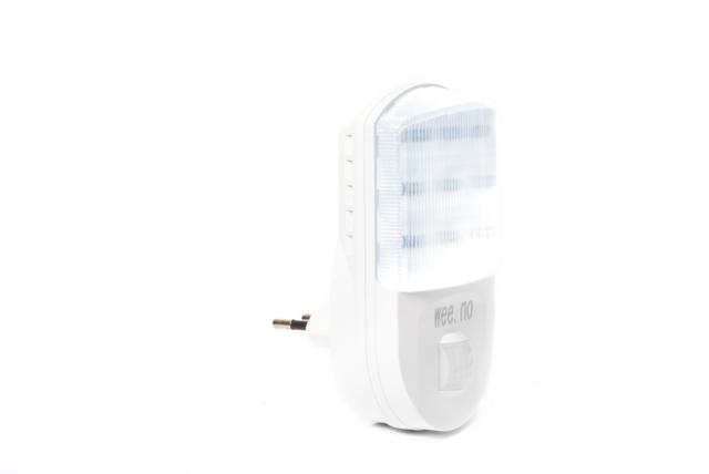 Lys sensor LED 220-240V SNL03