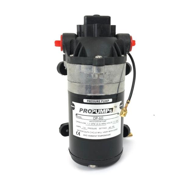 Komplett motor med pumpe DP60 (gammel type)