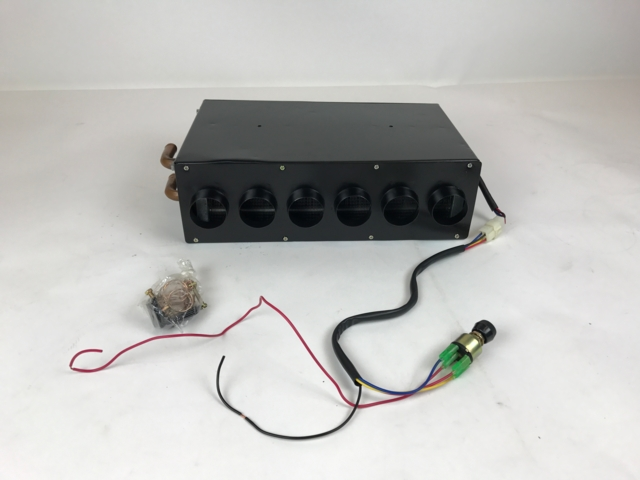 HY 7000 Varmeapparat 12 Volt
