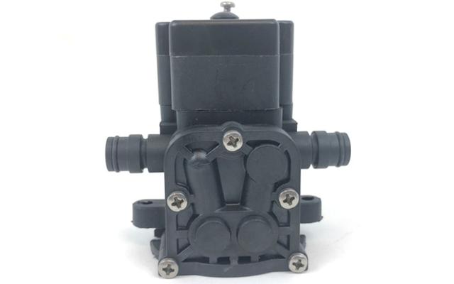 Komplett pumpehode med bryter til 2202A