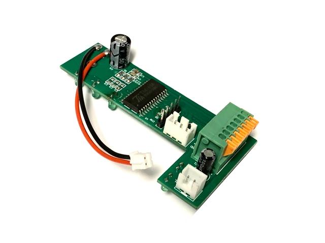 Kretskort Kontrollpanel Attack step tralle Artikkelnr 23089 Gammel modell