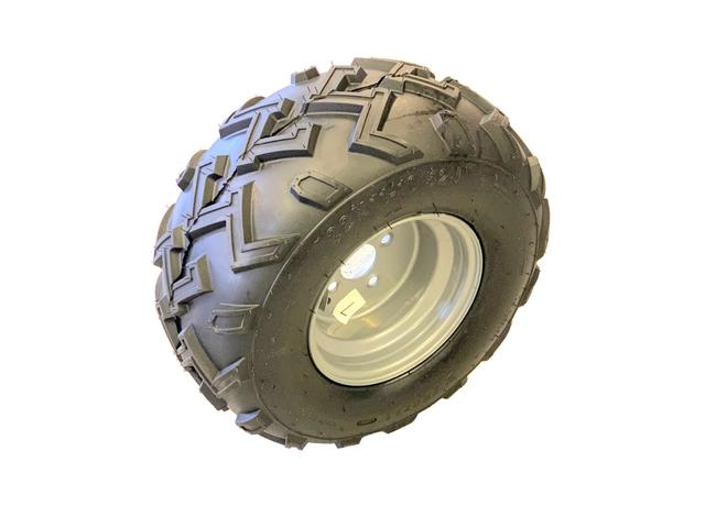22x11-10 hjul med felg, Venstre side