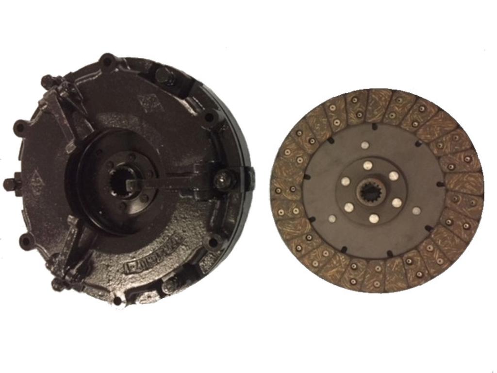 Komplett clutch med hovedplate til DF 254 - 304 - 354 - 404