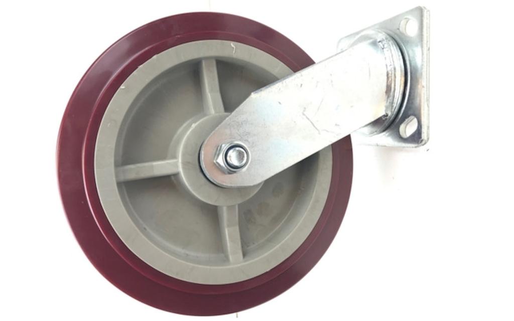 Hjul til kostemaskin SWF 150, 180 og 220