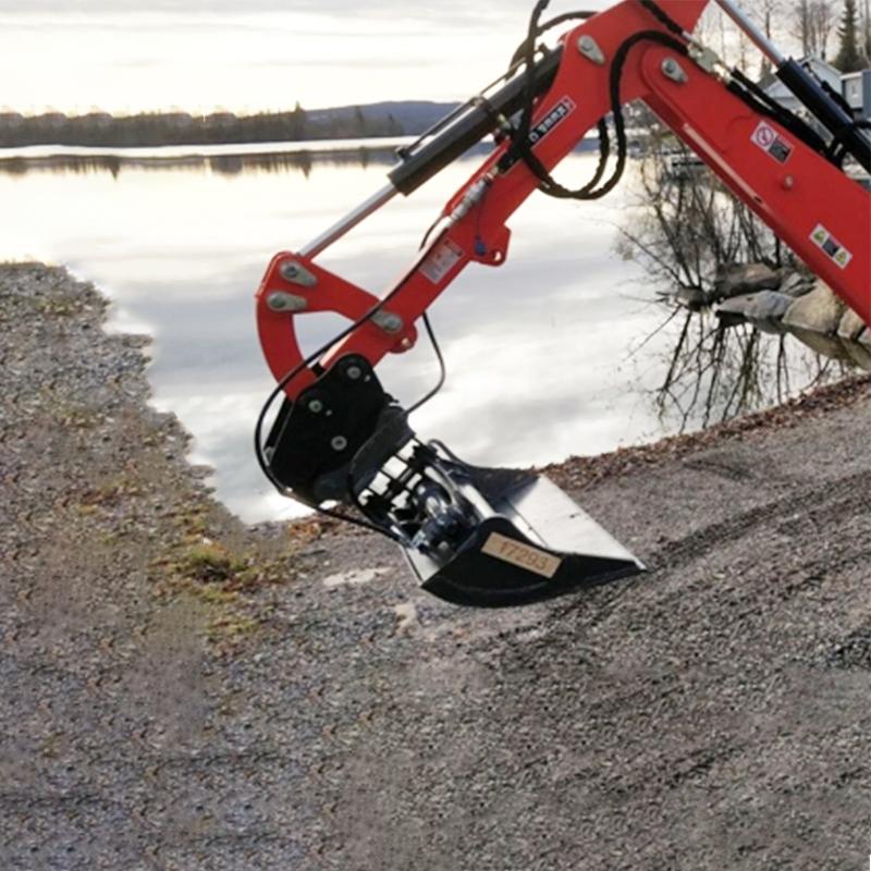 Gravemaskiner til Traktorer