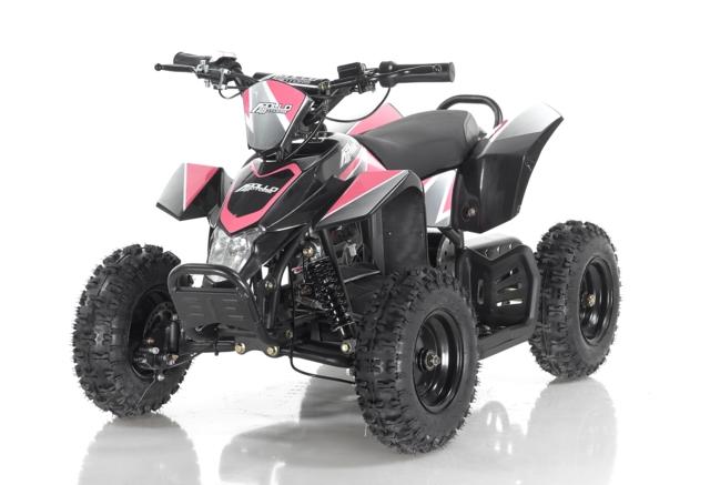 ELEKTRISK ATV 500 WATT ROSA