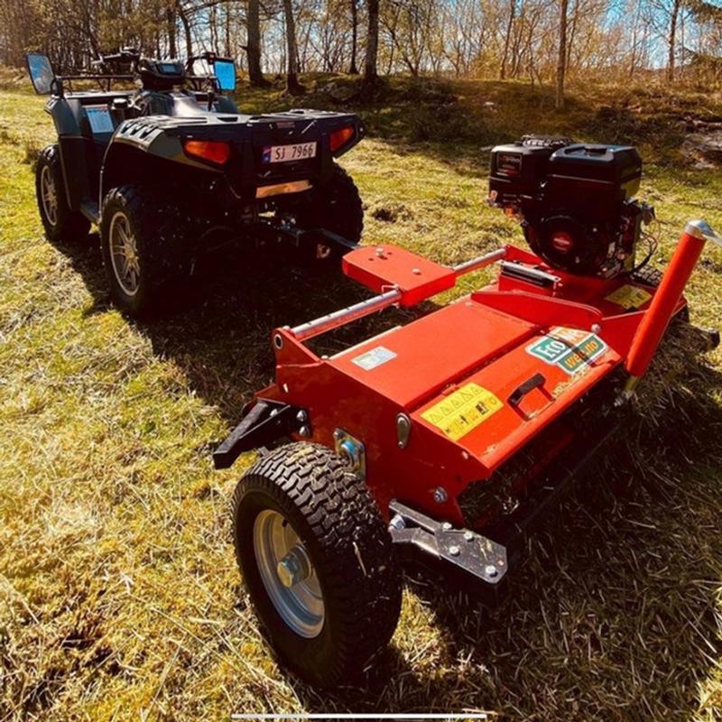 Reservedeler til ATV-AT120 og AT145