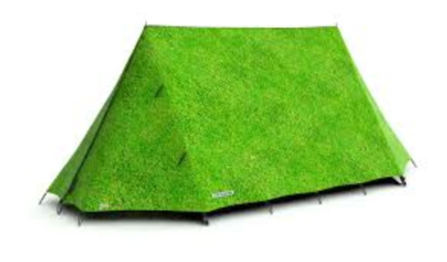 FieldCandy Telt Grass is greener