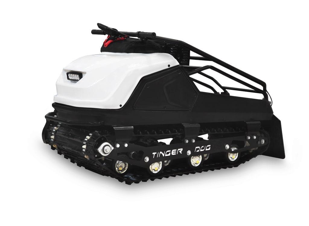Tigerdog Pro med revers
