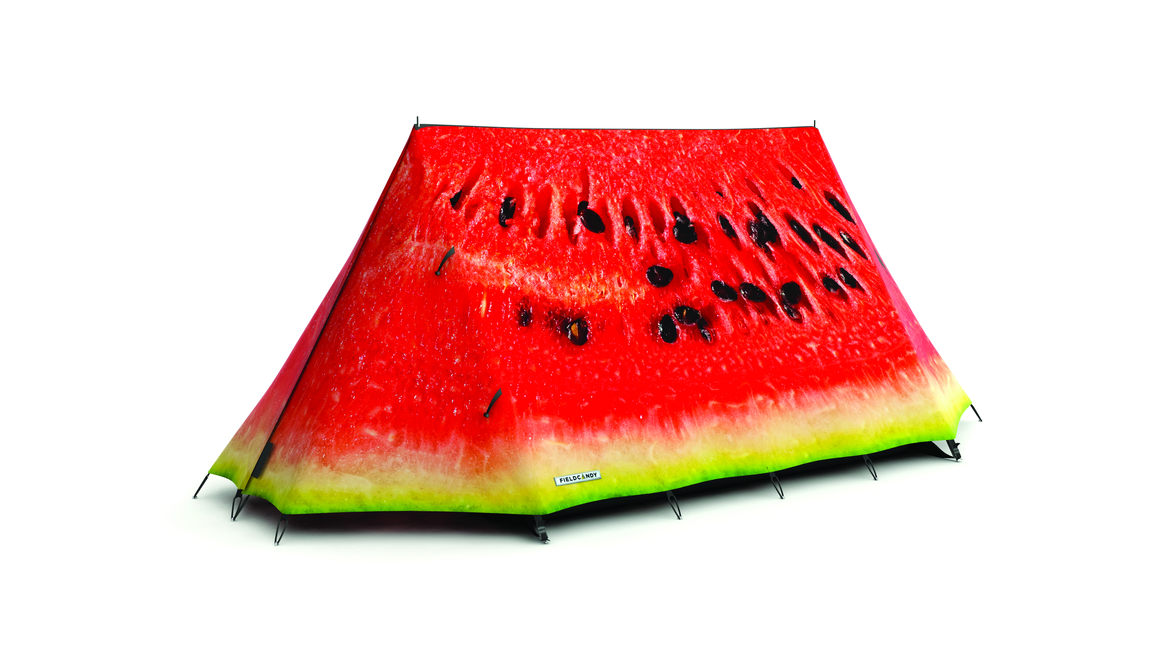 FieldCandy Telt What a melon