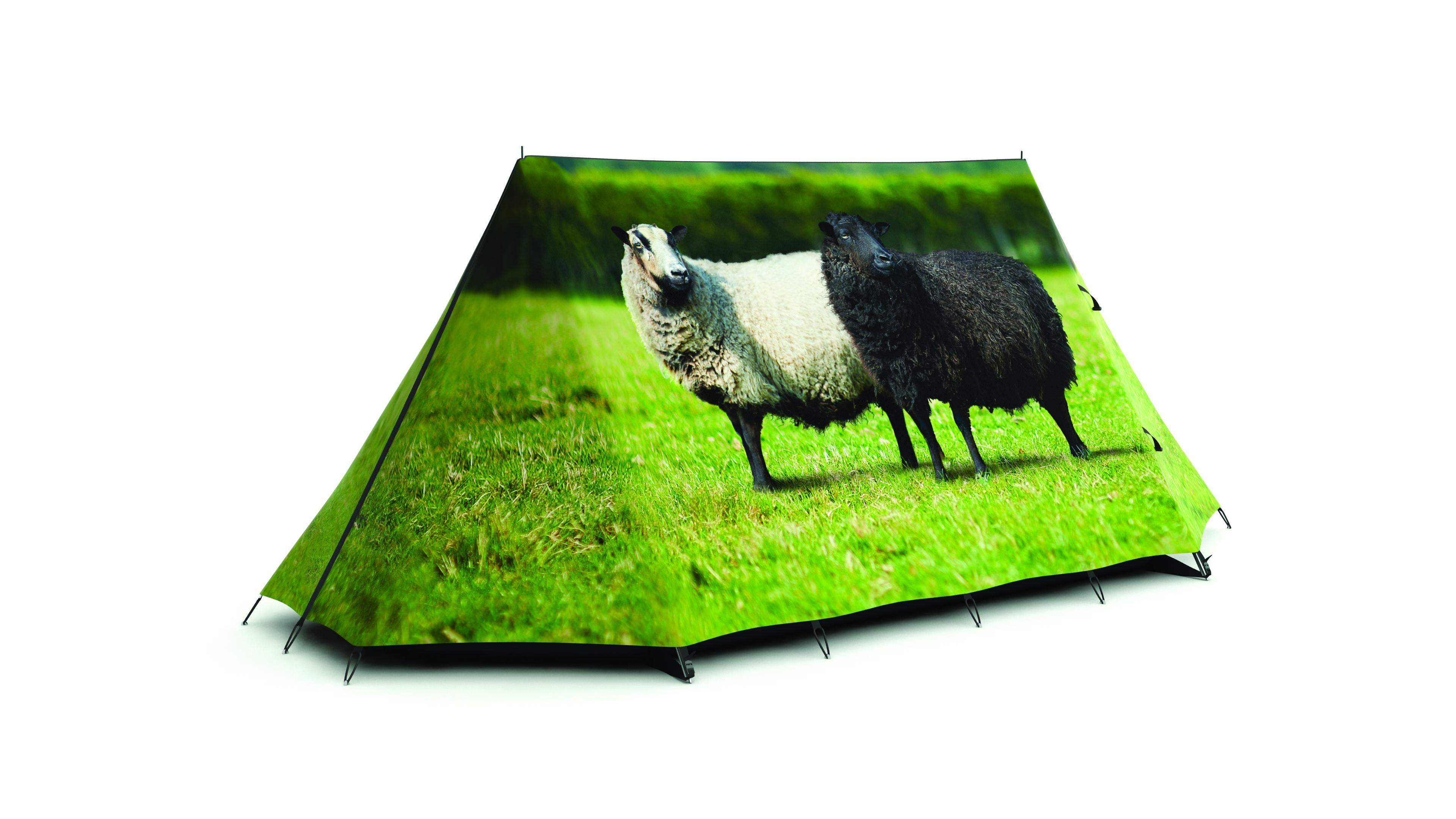 FieldCandy Telt Animal farm