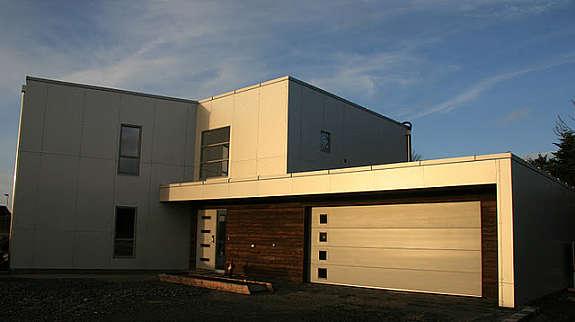 Fasadeplater aluminium
